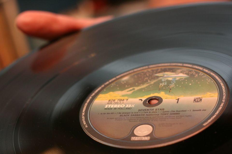 Skivbolaget vi maste trycka upp fler vinyler